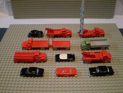 HO Vehicles