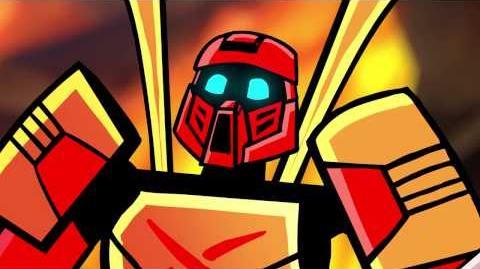 LEGO® BIONICLE® minisorozat - 4. epizód - A Védelmezök visszavágnak