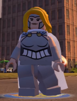 Lego Jennifer Kale profile