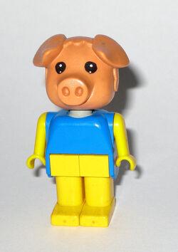 Percy Pig HD