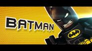 The LEGO Movie Présentation-Batman