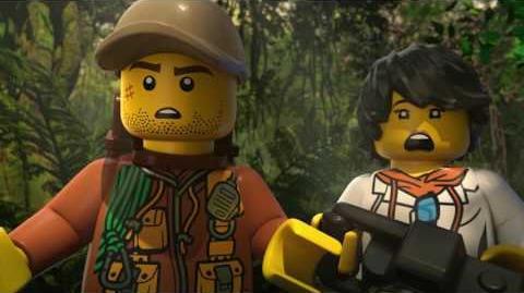 Εξερεύνηση της LEGO City Ζούγκλας - Μέρος 1ο