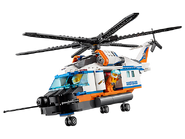 60166 L'hélicoptère de secours 3