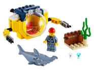 60263 Le mini sous-marin