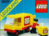 6651 Mail Truck
