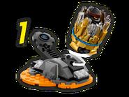70685 Spinjitzu Attack - Cole 3