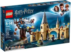 75953 Hogwarts and the Whomping Willow Box