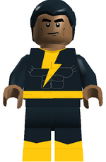 Black Adam (in game)