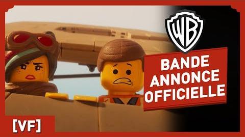 La Grande Aventure LEGO 2 - Bande Annonce Officielle (VF)