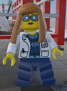 Lego Worlds Christina Hydron