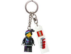 Wyldstyle Key Chain