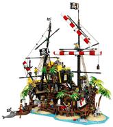 21322 Les pirates de la baie de Barracuda 3
