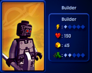 Builder space