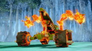 Cragger's vehicle (TV Series)