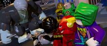 Grundy, Cyborg, Cheetah, Robin, Lex, Flash and Joker