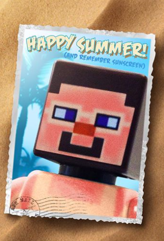Happy Summer to you to Steve