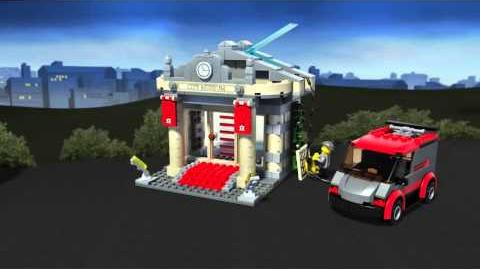 LEGO City - Museum Break-in 60008