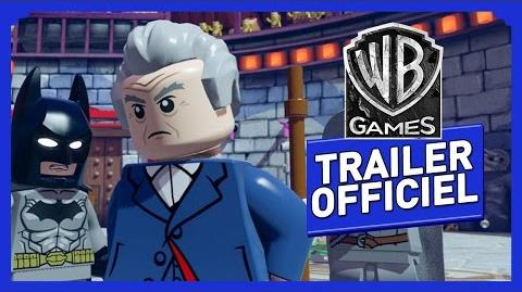 LEGO Dimensions - Docteur Who - Bande Annonce Trailer Officiel (VF)
