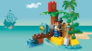 10514 Le vaisseau pirate de Jake 3