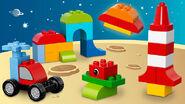 10575 Le cube de construction créative 3