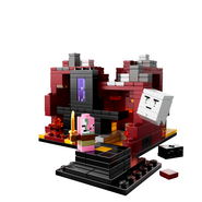 21106 Micro World - Le Nether 5