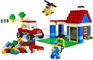 6166 Grande boîte de briques