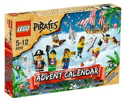 6299-Pirates Advent Calendar 2009