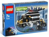 7033 Armored Car Action