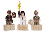 852504 Magnet Set Indiana Jones