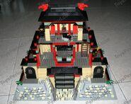 Dragon fortress back