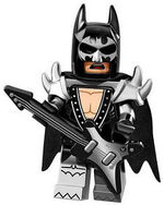 Glam Metal Batman