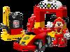 10843 La voiture de course de Mickey