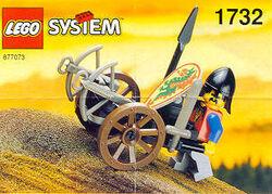 1732 Crossbow Cart