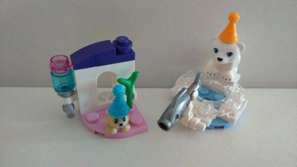 41131 Figurines animales habitats TSQ
