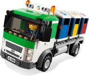 4206 Le camion de recyclage 2