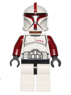 75021 Clone Trooper Captain