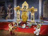 75900 Le mystère du musée de la momie