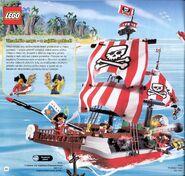 Katalog produktů LEGO® za rok 2005-40