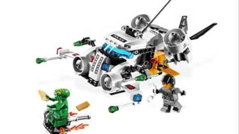 Lego Space Police Sets