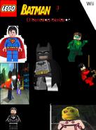 Lego batman 3 wii