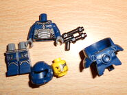 Space Marine Parts
