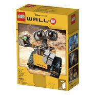 Wall-E box