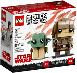 41627 Luke Skywalker & Yoda Box
