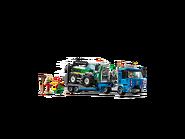 60223 Le transport de l'ensileuse 5