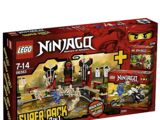 66383 Ninjago Value Pack