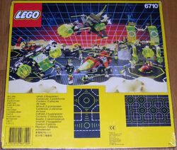 6710-Space Landing Pads