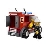 7208 La caserne des pompiers 7