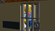 Alice in prison cell