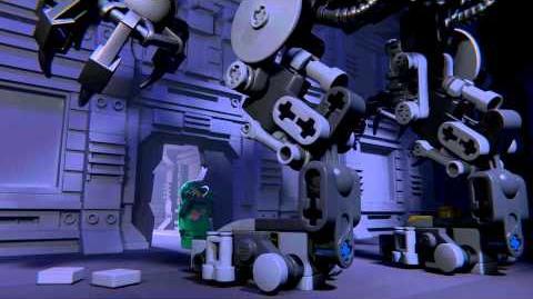 LEGO Ideas 007 - Exo Suit