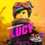 Vignette LEGO Movie 2 Elizabeth Banks